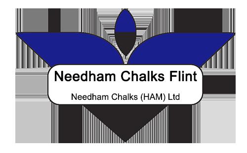 Needham Flints Retina Logo